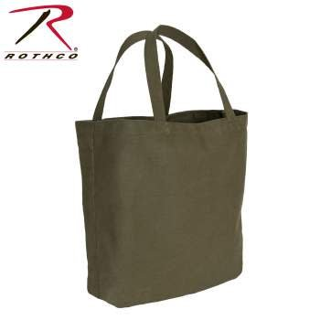 Rothco Canvas Tote Bag