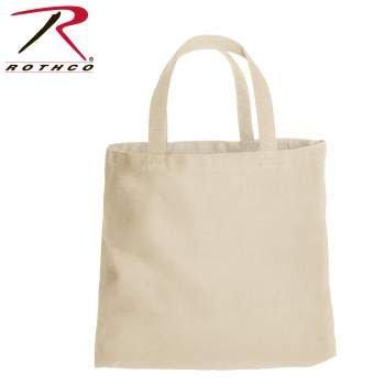 Rothco Canvas Tote Bag