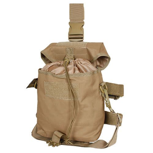 Fox Outdoor Products Tactical Drop Leg Dump Pouch