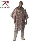 Rothco G.I. Type Military Rip Stop Poncho