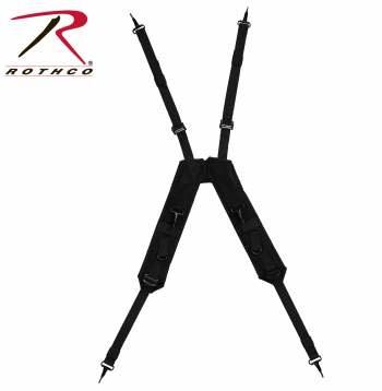 Rothco GI Type Enhanced H Style LC-1 Suspenders