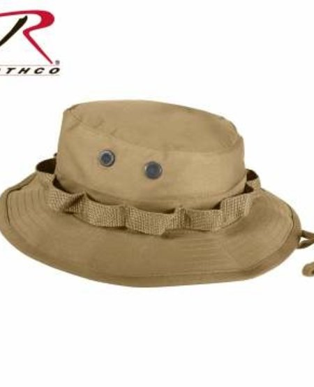 Solid Color Boonie Hat