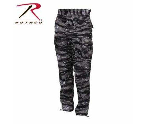 Rothco BDU Color Camo Tactical Pants