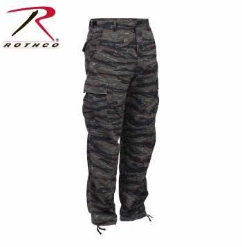 Rothco BDU Camo Tactical Pants