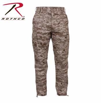 Rothco BDU Digital Camo Tactical Pants