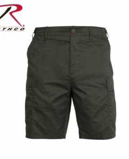 Tactical BDU Shorts - Solid Color