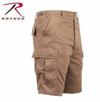 Rothco Solid Color BDU Shorts