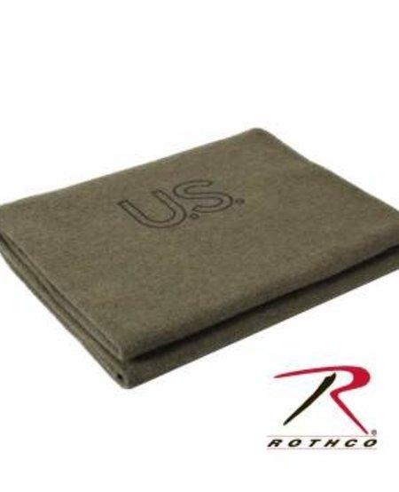 U.S. Wool Blanket