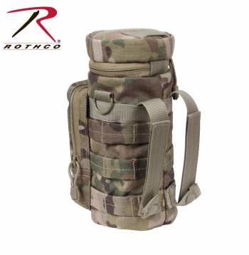 Rothco MOLLE Compatible Water Bottle Pouch
