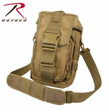 Rothco Flexipack MOLLE Tactical Shoulder Bag