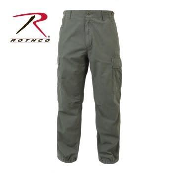 Rothco Vintage Vietnam Fatigue Pants - Rip-Stop