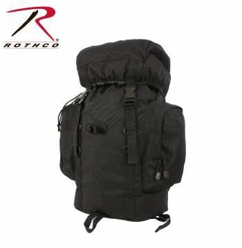 25L Tactical Backpack - Color : Black