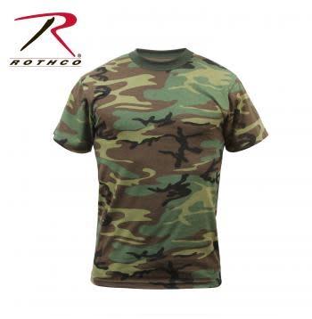 Rothco Camo T-Shirt