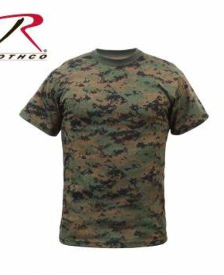 Digital Camo T-Shirt