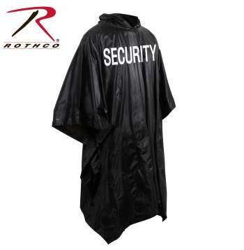 Rothco Security Poncho