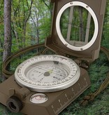 Trailblazer Military Survival Compass