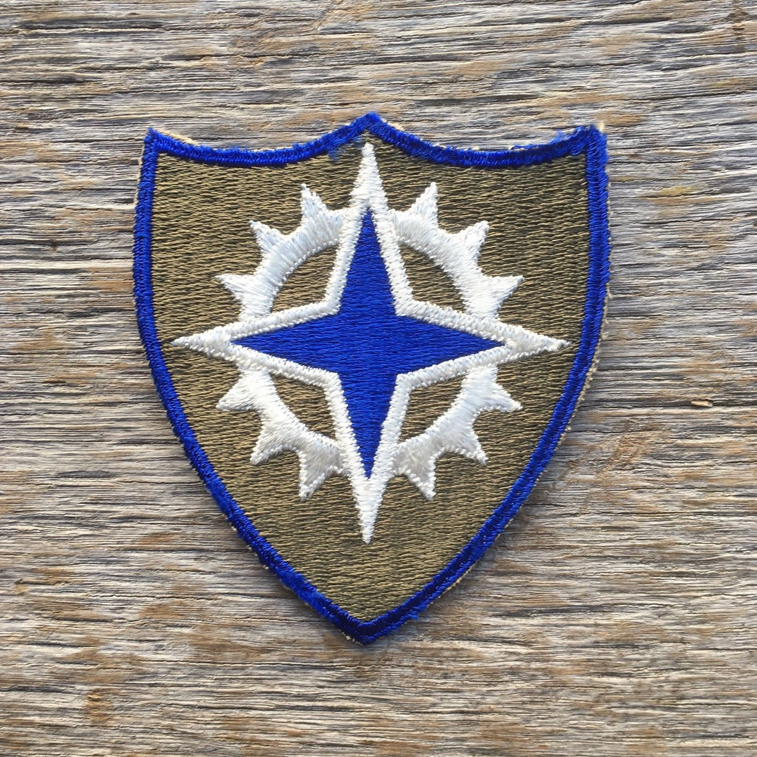 16th Corps Army Patch - World War II