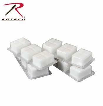 Rothco Esbit Solid Fuel Cubes - 12/PCS