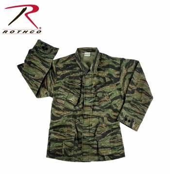 Rothco Vintage Vietnam Fatigue Shirt - Rip-Stop