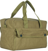 Fox Outdoor Products Mechanic's Tool Bag with Brass Zipper