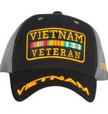 US Honor Vietnam Vet Embroidered Ball Cap