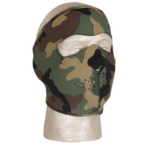Fox Outdoor Products Neoprene Thermal Face Mask USA
