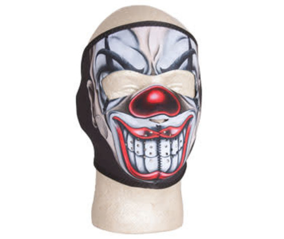 Fox Outdoor Products Neoprene Thermal Face Mask - Horror