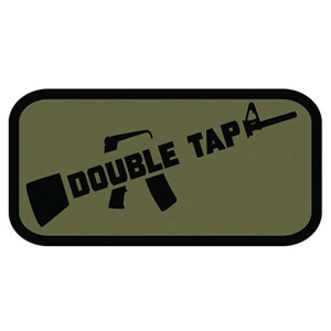 Fox Outdoor Products Double Tap Patch