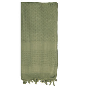 Fox Outdoor Products Tactical Shemagh - Same Color on Color