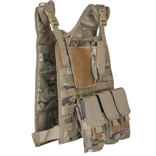 Fox Outdoor Products Modular Plate Carrier Vest