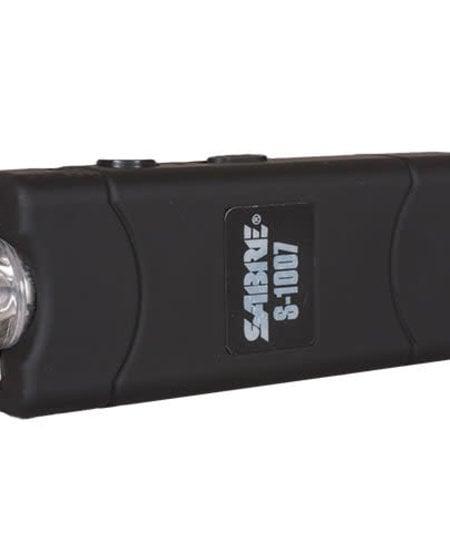 Sabre 3.8 Square Million Stun Gun & Flashlight