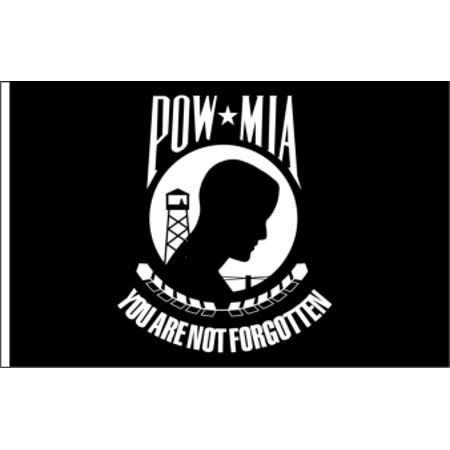 ACE World POW/MIA 3x5 Flag