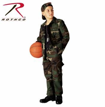 Rothco Kids BDU Pants