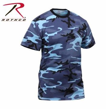 Rothco Kid's Camo T-Shirt