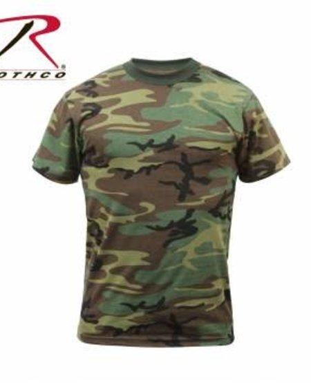 Kid's Camo T-Shirt