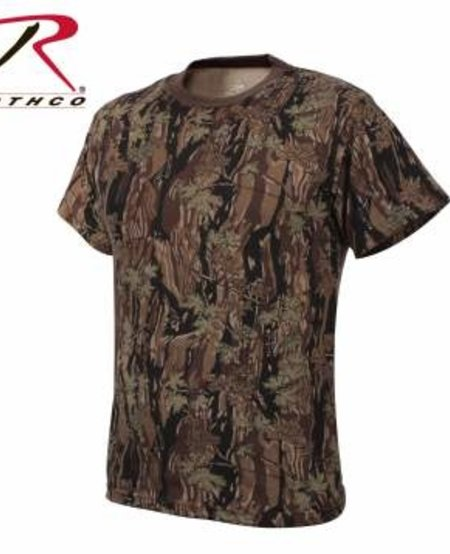 Kids Mossy Oak Camo T-Shirt