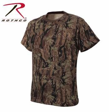 Rothco Kids Mossy Oak Camo T-Shirt