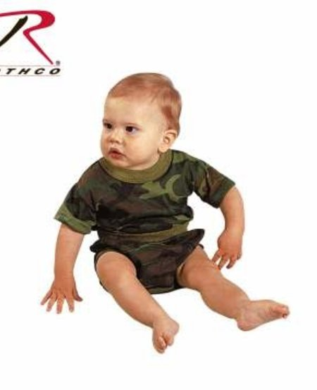 Infant Camo T-Shirts