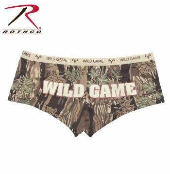 """Rothco """"Wild Game"""" Booty Shorts & Tank Top"""