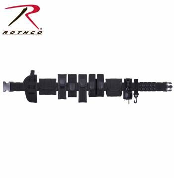 Rothco Belt Keeper - 4 Piece Set