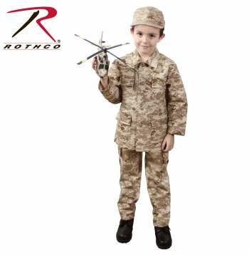 Rothco Kids Digital Camo BDU Pants