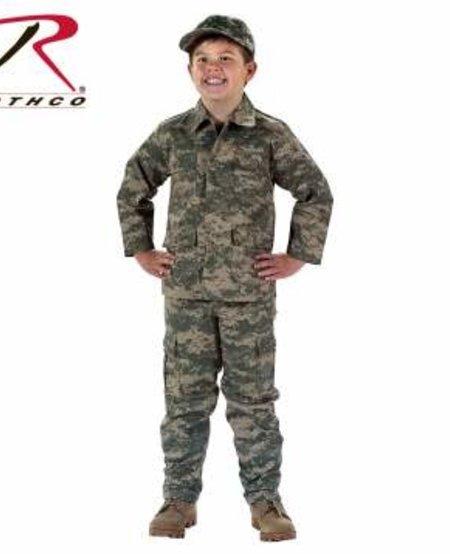 Kids Digital Camo BDU Pants