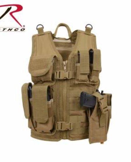 Kid's Tactical Cross Draw Vest