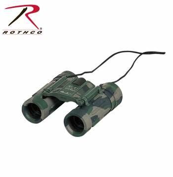 Rothco Camouflage Compact 8 x 21MM Binoculars