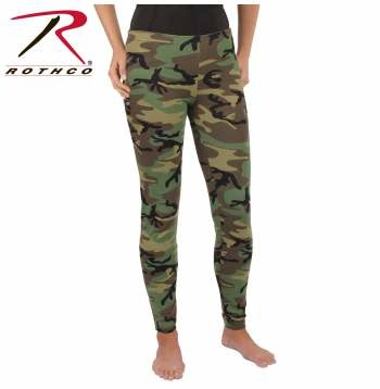 Rothco Women's Camo Leggings