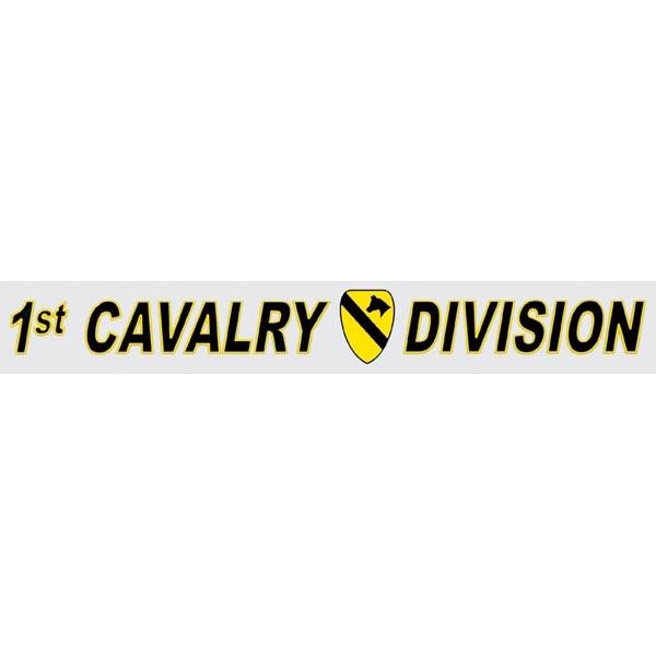 Mitchell Proffitt 1st Cavalry Division Windo Strip