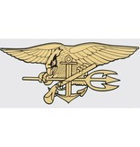 "Mitchell Proffitt Navy Seals Trident 6"" x 3"""