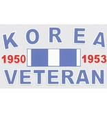 Mitchell Proffitt Korea Veteran with Campaign Ribbon