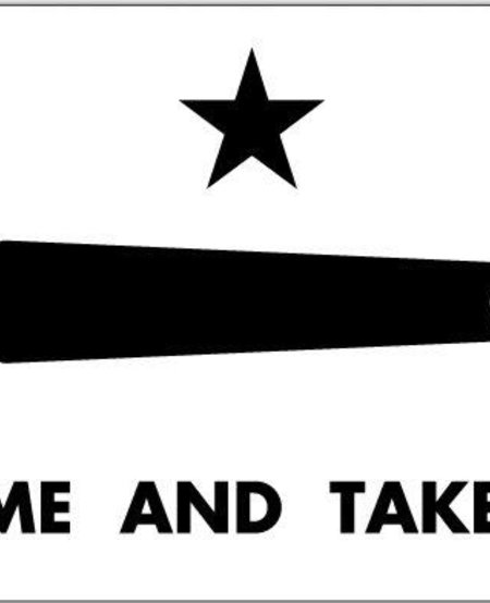 Come and Take It 3 x 5 Flag