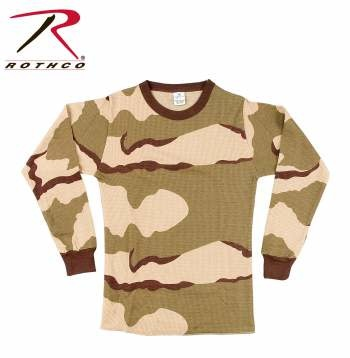 Rothco Thermal Underwear Knit Top